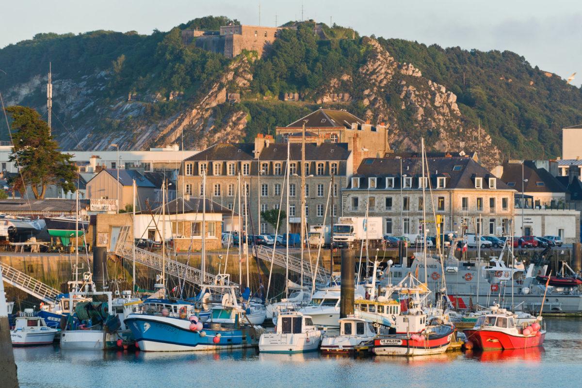 Cherbourg Ville portuaire