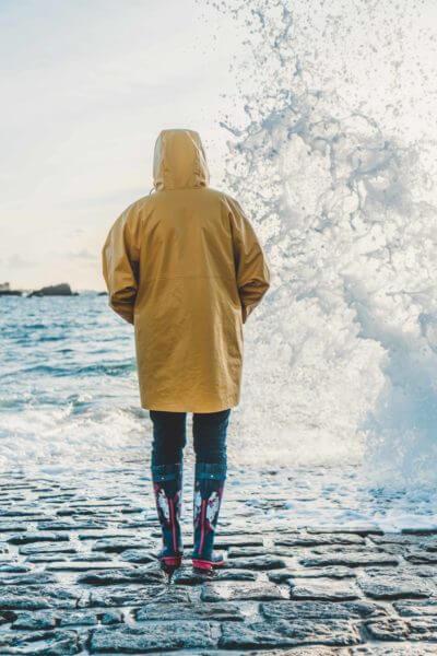 goury pluie vague hiver
