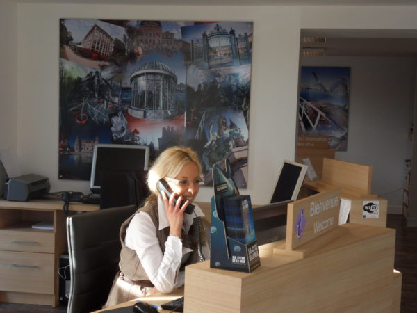 Office tourisme accueil