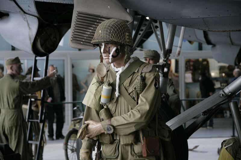 Rejoignez le 101ème Airborne !